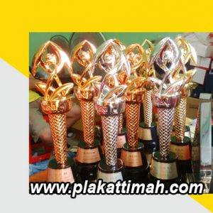 Jasa Plakat Timah Bank BNI
